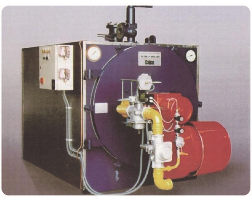 卡柏型整装热水锅炉
