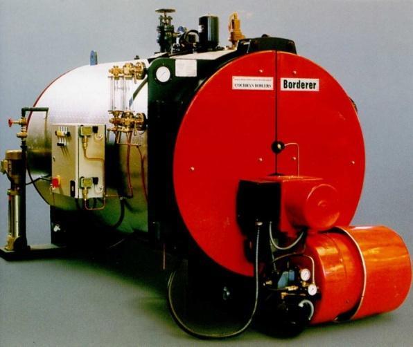 小酋长型整装蒸汽锅炉