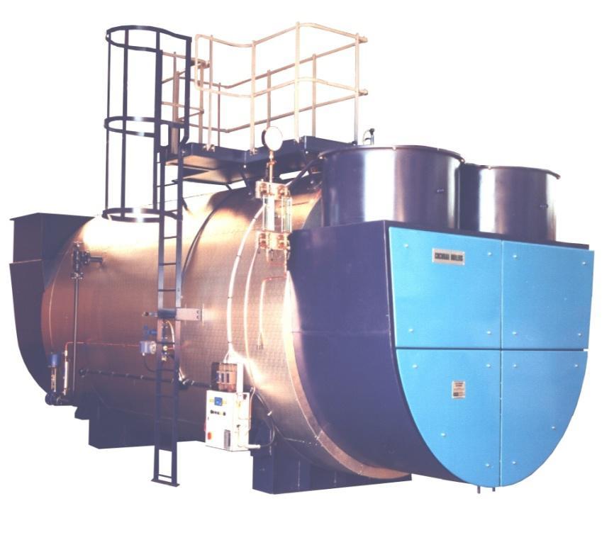 废热回收锅炉